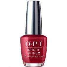 OPI Infinite Shine - An Affair in Red Square